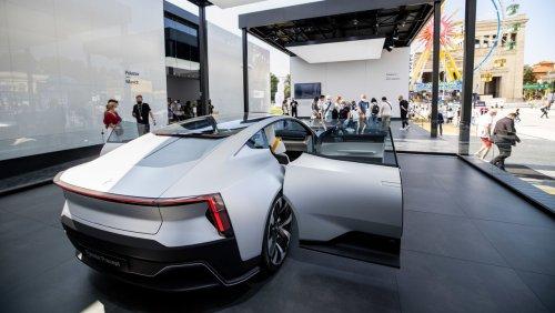Börsengang per Spac Luxusmarke Polestar strebt 20-Milliarden-Dollar-Bewertung an
