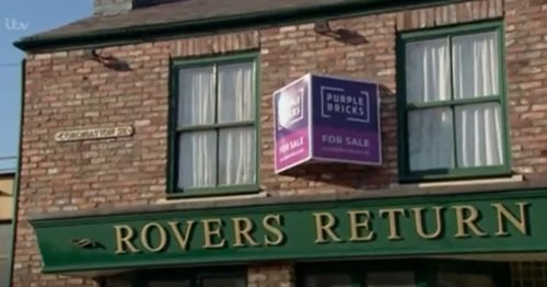 Corrie viewers have been asking Purplebricks about the Rover Return sale