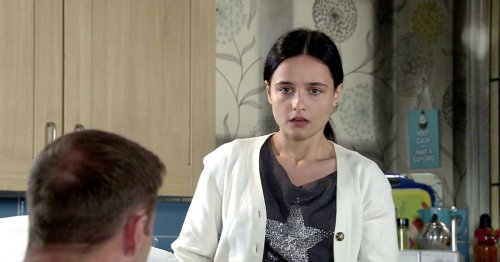 Corrie's Alina actress shares adorable gift from co-star as fans support her