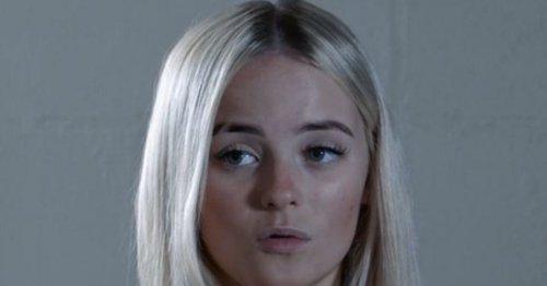 Corrie horror as Kelly Neelan reveals chilling reason for her eyebrow scar
