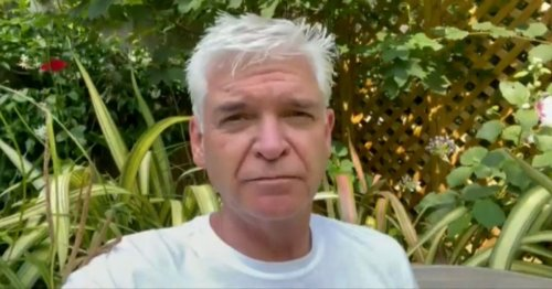 Phillip Schofield issues heartbreaking tribute to celebrity pal