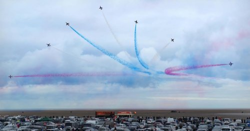 Red Arrows face the axe in biggest Armed Forces shake-up in years