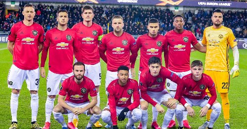 10 players who could leave Manchester United this summer