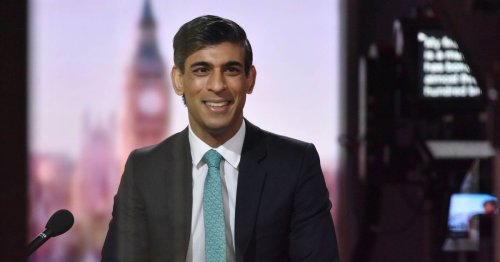 Rishi Sunak breaks silence on 'plan B' after government memo leaked