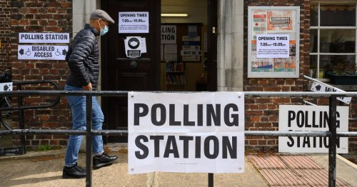 Local elections 2021 LIVE: Updates from across Greater Manchester and UK