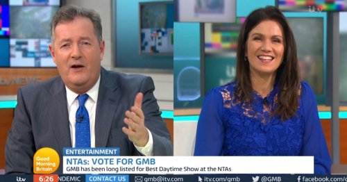 Piers Morgan returns to ITV Good Morning Britain in unexpected surprise
