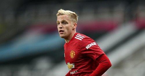 Liverpool transfer news LIVE - Donny van de Beek claim