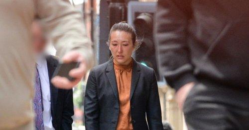 Speeding drug driver who left nurse fighting for life spared jail