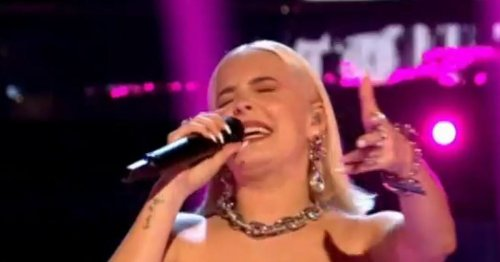 Strictly viewers were saying the same thing as Anne-Marie performed Kiss My
