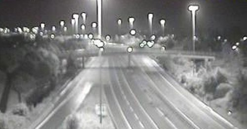 Part of M60 closed due to police incident in early hours