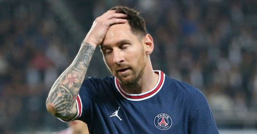 PSG issue Lionel Messi injury update for Champions League clash with Man City