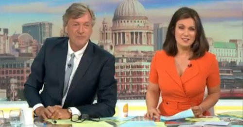 GMB viewers distracted by the same thing as they tune into ITV show