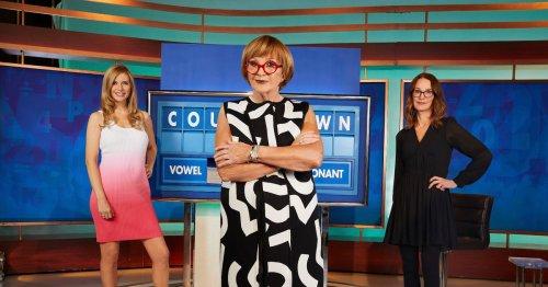 Channel 4 Countdown feud as Rachel Riley and Anne Robinson clash