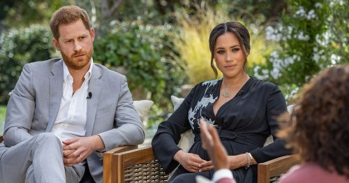 Harry signed up to Oprah interview 24 hours after devastating event