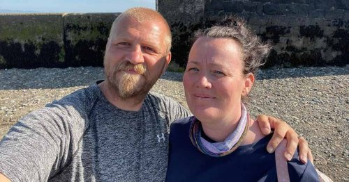 Super-fit triathlete says coronavirus 'saved her life'