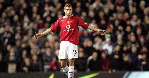 Former Manchester United player recalls Nemanja Vidic's horror show debut