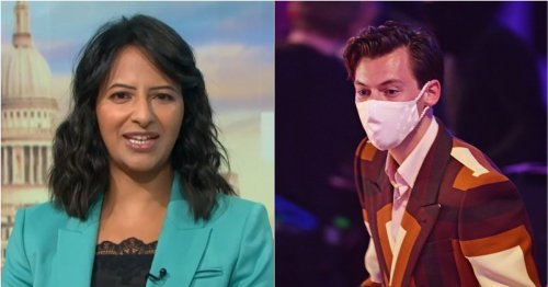 GMB's Ranvir swipes at Harry Styles Brit appearance as fans confused over accent