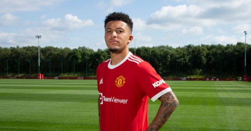 Andy Cole pinpoints what Jadon Sancho will bring to Manchester United