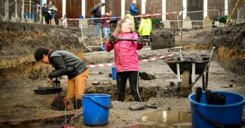 The hidden clues about Rochdale's past being rediscovered underground