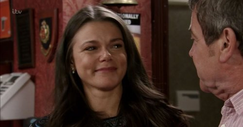 Coronation Street star Faye Brookes announces big personal news to fans