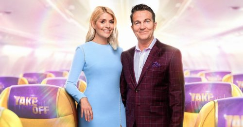 Bradley Walsh and Holly Willoughby's Take Off under fire from viewers within minutes of show starting