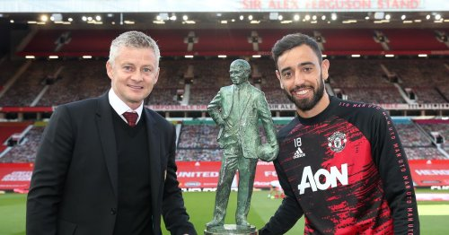 Who Man United stars voted for Player of the Year as Fernandes wins award