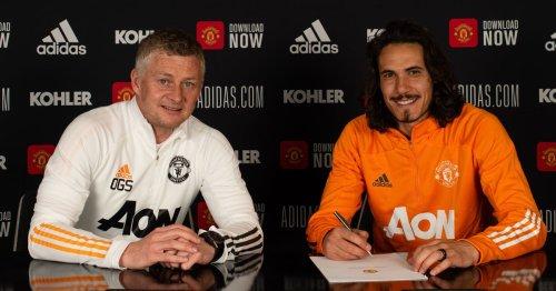 Edinson Cavani decision has unlocked Man United's perfect triple transfer plan