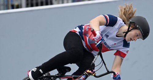 Restaurateur who tried to stop Olympic hero following her BMX dream