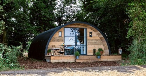 Luxury 'pigsty' tops Airbnb's most wishlisted UK stays
