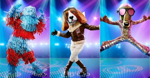 The Masked Dancer reveals their costumes and characters