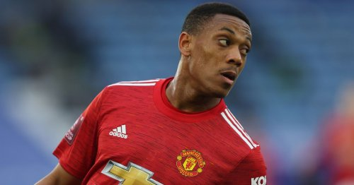 Anthony Martial could give Manchester United a nice problem this season