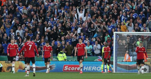 Ex-Man United defender demands star is dropped after Leicester defeat