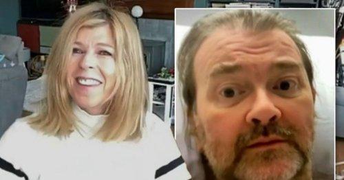 Kate Garraway and Derek Draper's Covid battle hits entire ITV team hard