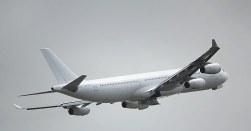Man 'splattered' with poo after plane dumps its toilet over his garden