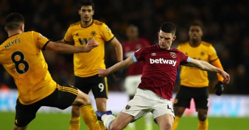 Man United already know two possible Declan Rice transfer alternatives very well