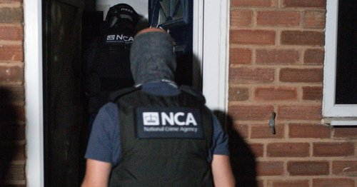 Eight men charged after investigation into alleged organised crime group