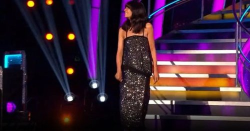 Strictly fans find 'issue 'with Claudia Winkleman's outfit
