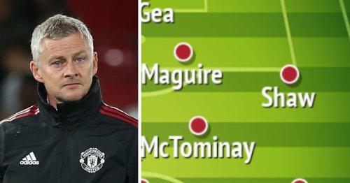 Three ways Man Utd could solve midfield dilemma vs Aston Villa