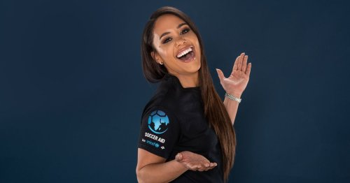 ITV Soccer Aid flooded with complaints after Alex Scott's awkward blunder