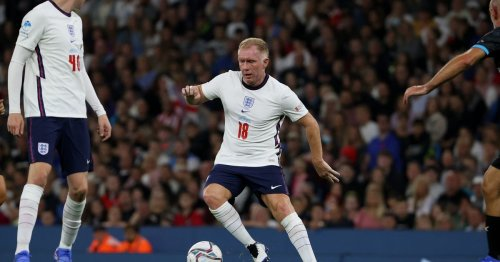 England Soccer Aid player ratings vs World XI: Scholes and Rooney classy