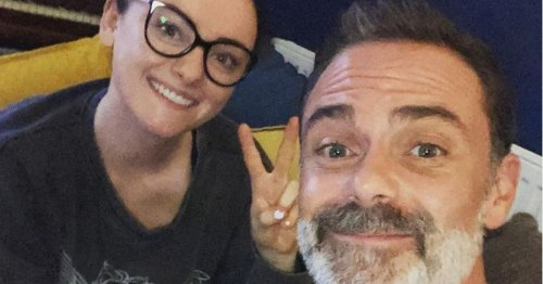 Corrie star pals reunite but fans had to do a double take
