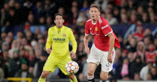 A prime Nemanja Matic would help Man United challenge for the Champions League