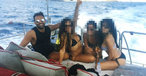 The hedonistic life of luxury of an international cocaine boss