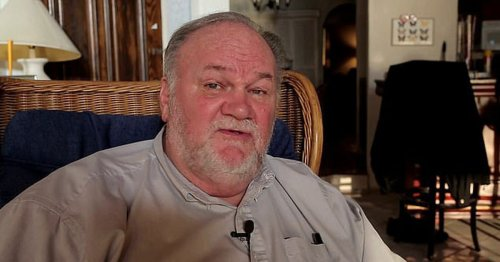 Meghan Markle threatened with court action by estranged dad Thomas Markle
