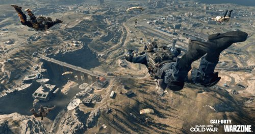 Call of Duty: Warzone Season 4 gets new texture pack update