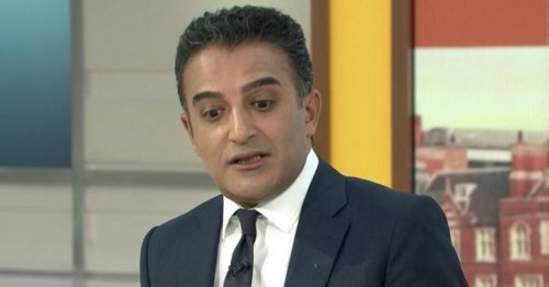 GMB viewers 'turn over' after becoming frustrated by Adil Ray 'pretending'