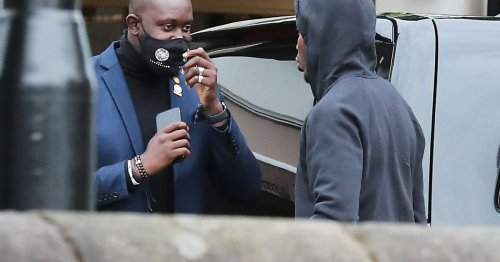 Paul Pogba among Manchester United players spotted attending squad lunch
