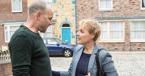 Coro's Sally Dynevor has a famous husband that not many people know about