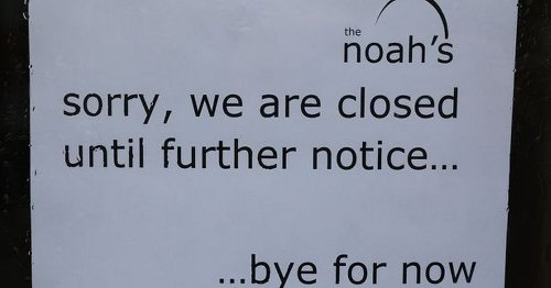 Pub blames 'rule breaking ****heads' as it's 'closed until further notice'