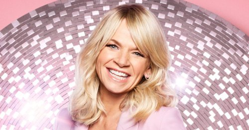 Where is Zoe Ball and why isn't she on BBC Strictly It Takes Two?